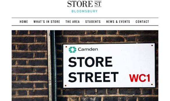 Store Street Bloomsbury